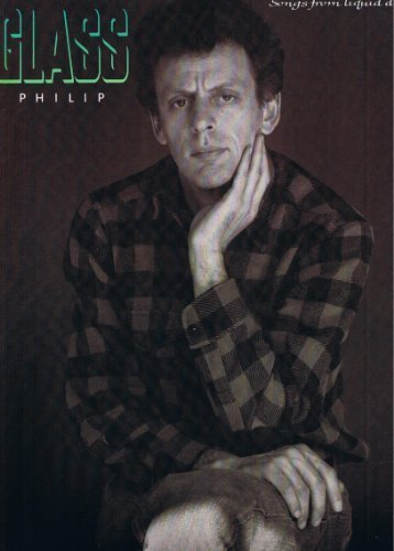9780825625879: Philip Glass: Songs from Liquid Days
