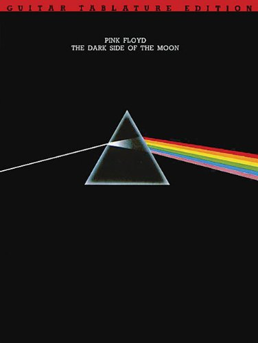 9780825625954: Pink Floyd - Dark Side of the Moon: Guitar Tab Folio