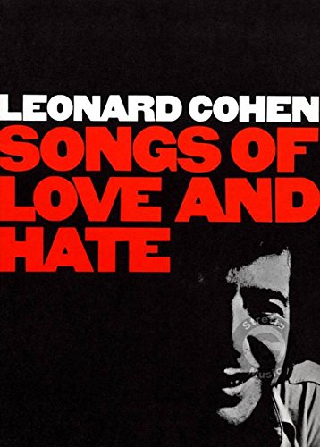 Songs of Love and Hate (0825626315) by Leonard Cohen