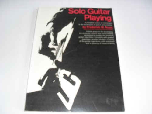 9780825626425: SOLO GUITAR PLAYING