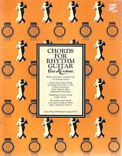 9780825626807: Chords for rhythm guitar