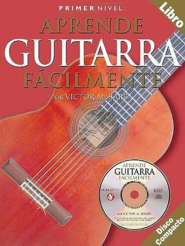 9780825627330: Primer Nivel: Aprende Guitarra Facilmente