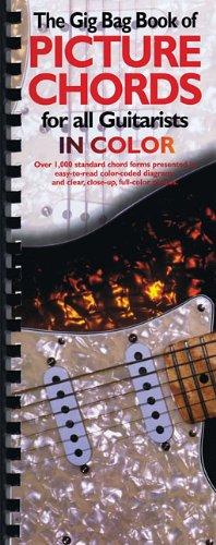 9780825627460: Gig Bag Book Of Picture Chords For All Guitarists In Color (Gig Bag Books)