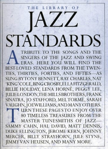 9780825627576: The Library of Jazz Standards