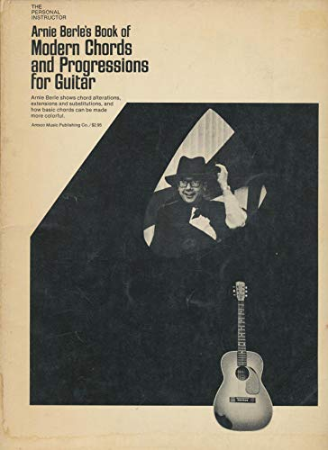 9780825628023: Arnie Berle's Book of Modern Chords and Progressions for Guitar