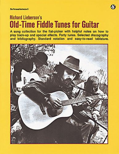 9780825628092: Old-Time Fiddle Tunes for Guitar