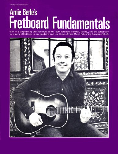 9780825628115: Arnie Berle's Fretboard Fundamentals (The Personal Instructor, No. 11)