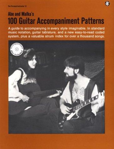 Abe & Malka's 100 Guitar Accompaniment Patterns: Abe Mandelblatt; Malka