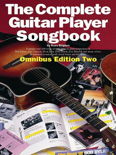 9780825628283: The Complete Guitar Player Songbook: Omnibus, Second Edition