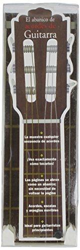 9780825628436: El Abanico de Acordes de Guitarra