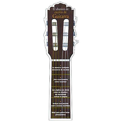 9780825628443: El Abanico de Escalas de Guitarra (El Abanico de Guitarra)