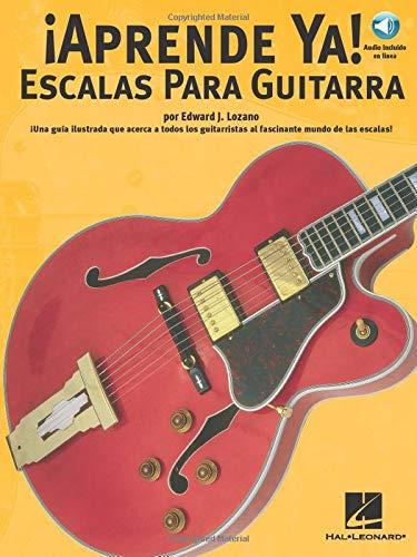 9780825628467: APRENDE YA ESCALAS X GUITAR+CD