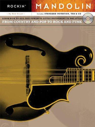 9780825628672: Rockin' Mandolin