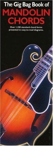 9780825628696: The Gig Bag Book Of Mandolin Chords