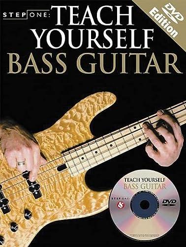 9780825629587: Step One: Teach Yourself Bass Guitar (Step One Teach Yourself)