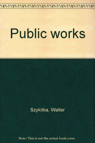 9780825630477: Public works