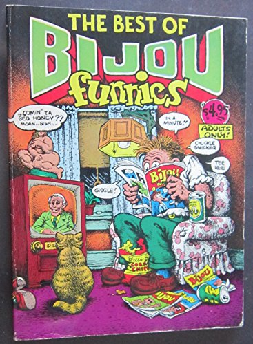 The Best of Bijou funnies: Jay (Editor) and
