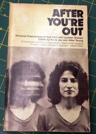 9780825630569: After you're out: Personal experiences of gay men and lesbian women