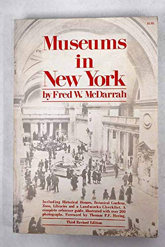 9780825631122: Museums in New York