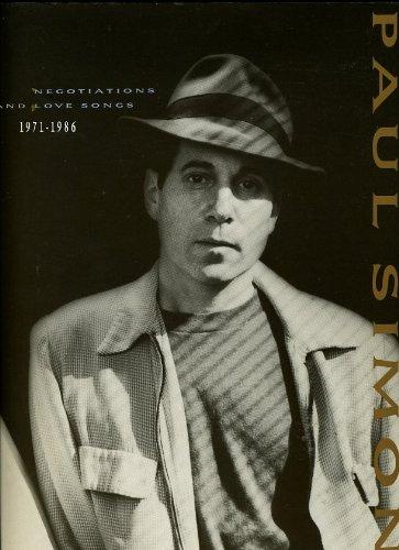 Paul Simon: Negotiations and Love Song 1971-1986: Simon, Paul, Simon Paul