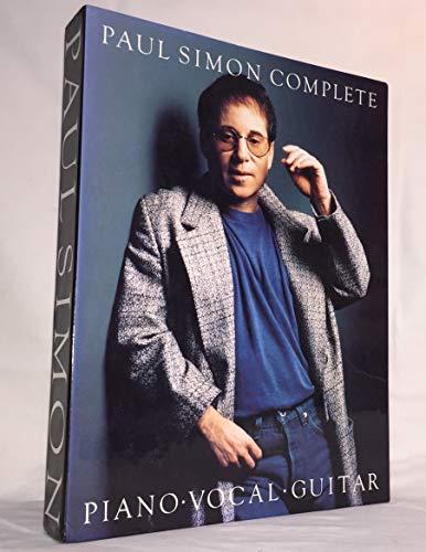 9780825633102: Paul Simon Complete