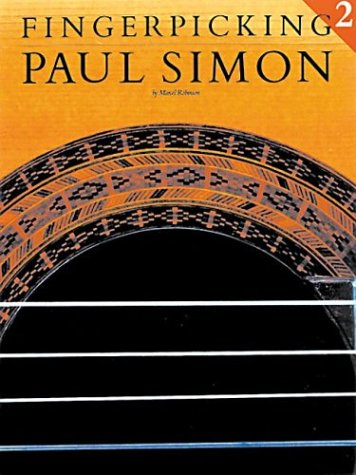 9780825633126: Fingerpicking Paul Simon 2 (Volume 2)