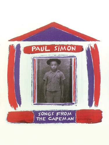 9780825633188: Paul Simon - Songs from the Capeman