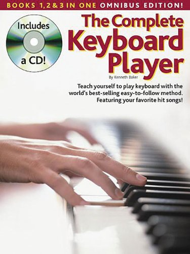 9780825633560: The Complete Keyboard Player