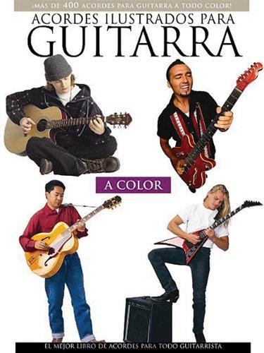 9780825633577: Acordes Ilustrados Para Guitarra