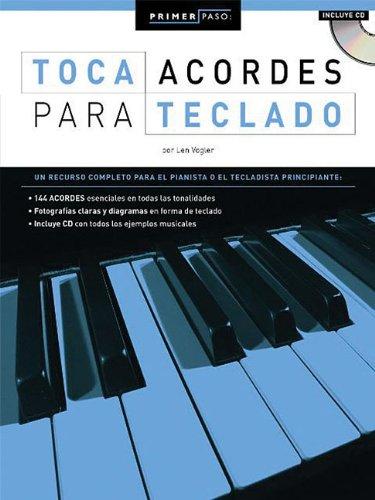 9780825633591: Primer Paso: Toca Acordes Para Teclado Step One Keyboard Chords Bkcd (Primer Paso / First Step) (Spanish Edition)