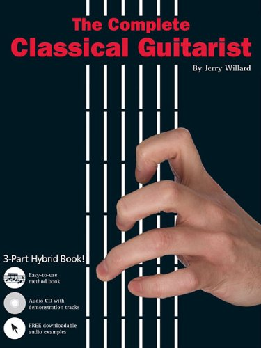 9780825633829: The Complete Classical Guitarist