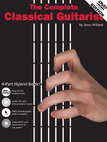 The Complete Classical Guitarist: Willard, Jerry