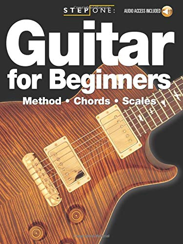 9780825634512: Step One: Guitar for Beginners: Method, Chords, Scales