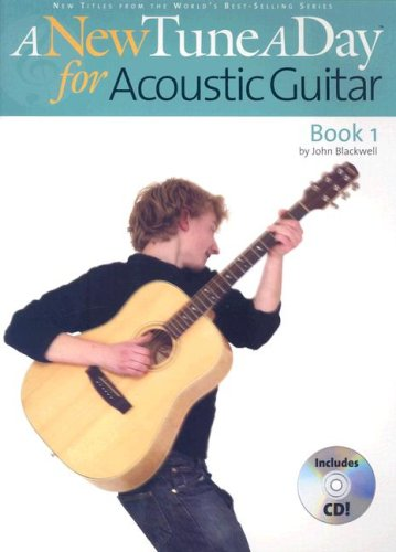 9780825634895: A New Tune a Day - Acoustic Guitar, Book 1
