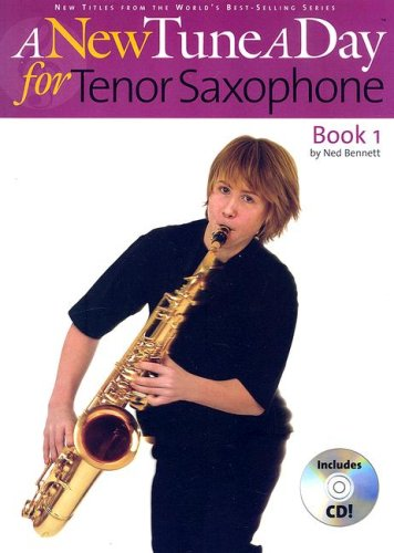 9780825634918: A New Tune a Day - Tenor Saxophone, Book 1
