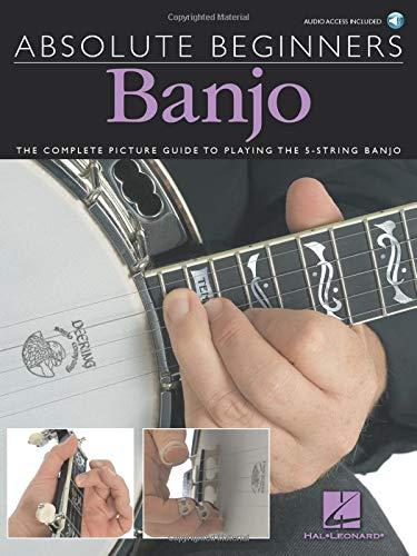 9780825634994: Absolute Beginners Banjo