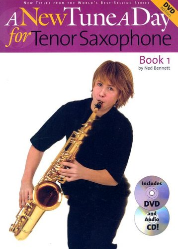 9780825635007: A New Tune a Day - Tenor Saxophone, Book 1