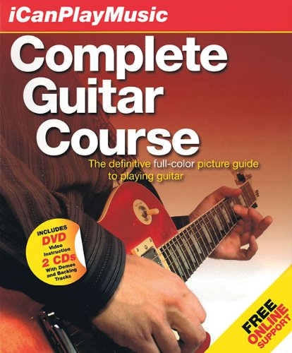 9780825635915: iCanPlayMusic Complete Guitar Course