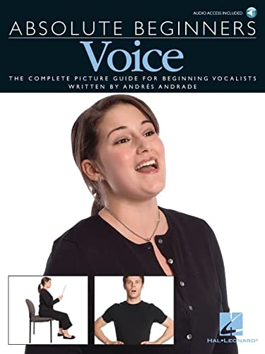 9780825635946: Absolute Beginners Voice