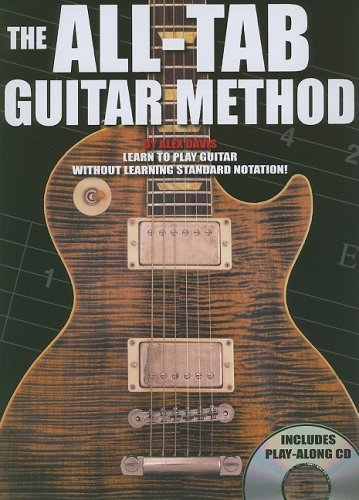 9780825636011: The All-Tab Guitar Method