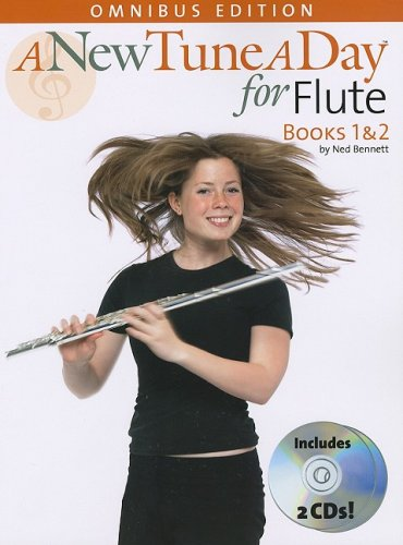 New Tune A Day Flute Omnibus (New Tune a Day (Unnumbered)): Ned Bennett