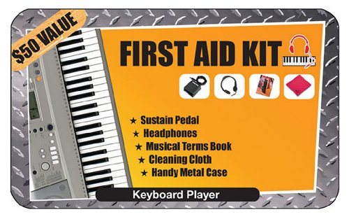 9780825636820: First Aid Kit Keyboard Player (First Aid Kits)