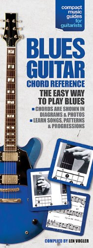 9780825636899: The Compact Blues Guitar Chord Reference (Compact Music Guides for Guitarists)