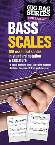 9780825636950: Bass Scales: For Bassists