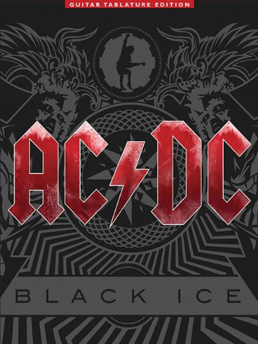 9780825637001: AC/DC - Black Ice: Guitar Tab