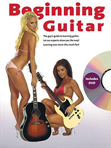 9780825637100: Beginning Guitar - Bikini - Book & DVD