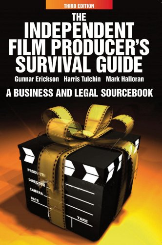 9780825637230: Independent Film Producer's Survival Guide: A Business and Legal Sourcebook