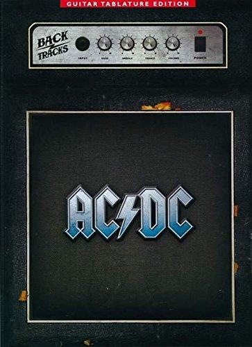 9780825637377: AC/ DC: Backtracks, Guitar Tablature Edition