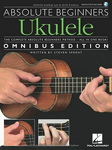 9780825637407: Ukulele (Absolute Beginners)