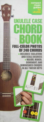 9780825637490: Ukulele Case Chord Book In Full Color - Compact Music Guide Series (Compact Music Guides for Ukuele)